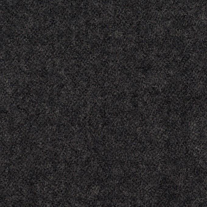 ウール×無地(アッシュネイビー)×ガーゼ_全2色 イメージ1