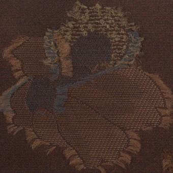 ポリエステル×フラワー(レンガ)×形状記憶タフタジャガード_全3色 サムネイル1
