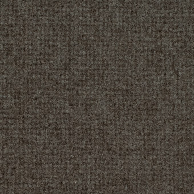 ウール×ミックス(アッシュブラウン)×ツイード イメージ1