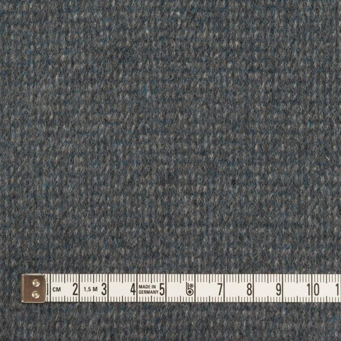 ウール×ミックス(ブルーグレー)×ビーバー イメージ4