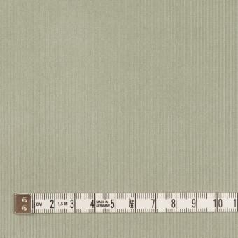 コットン&ポリウレタン×無地(セージグリーン)×細コーデュロイ・ストレッチ サムネイル4