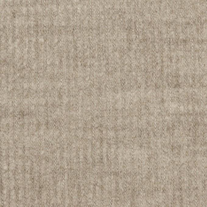 コットン×無地(ベージュグレー)×中コーデュロイ イメージ1