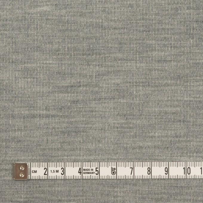 コットン&ポリウレタン×無地(グレー)×細コーデュロイ・ストレッチ イメージ4