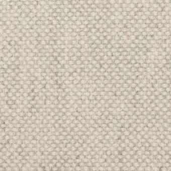 ウール&アンゴラ×ミックス(ライトグレー)×斜子織_全4色