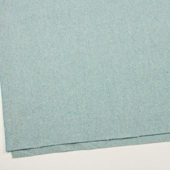 ウール&アンゴラ×ミックス(サックス)×斜子織_全4色 サムネイル2