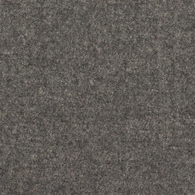 ウール×無地(グレー)×サージ イメージ1