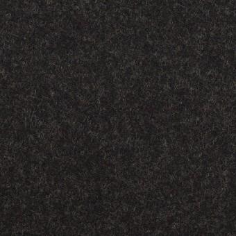 ウール×無地(チャコール)×サージ サムネイル1