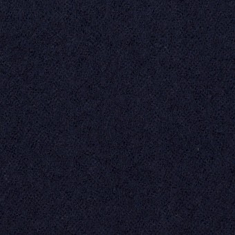 ウール×無地(ネイビー)×ガーゼ_全2色