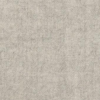 ウール×無地(ライトグレー)×ガーゼ