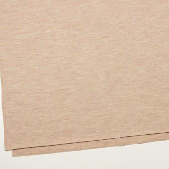 ウール&ナイロン×無地(オートミール)×圧縮ニット_全2色 サムネイル2