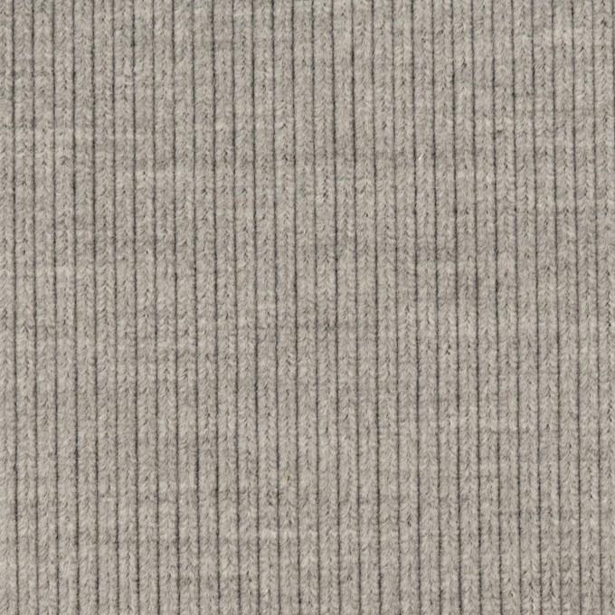 コットン×無地(スチールグレー)×中細コーデュロイ_全4色 イメージ1