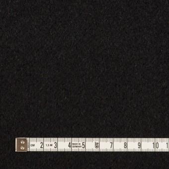 ウール×水玉&無地(ダークネイビー&ブラック)×ジャガード&ビーバー(Wフェイス) サムネイル6