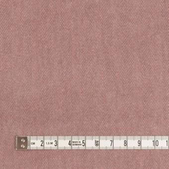 コットン×ミックス(グレー)×ヘリンボーン_フロッキー_イタリア製 サムネイル6