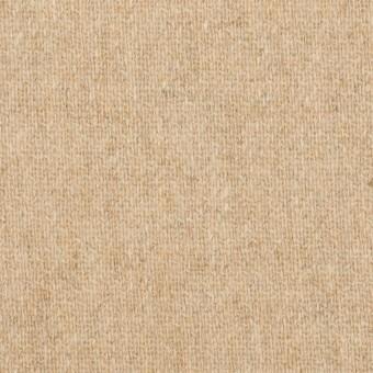ウール&ポリエステル混×無地(ベージュ)×ツイードストレッチ サムネイル1