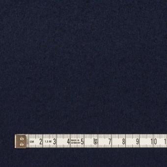 ウール×無地(ネイビー&モスグリーン)×フラノ&ツイード(Wフェイス) サムネイル4