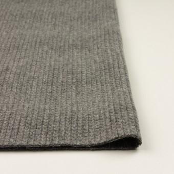 ウール&アンゴラ混×無地(グレー)×バルキーニット_全3色 サムネイル3