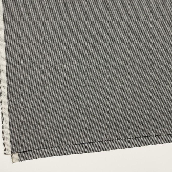 コットン×チェック(グレー)×千鳥格子_イタリア製 イメージ2