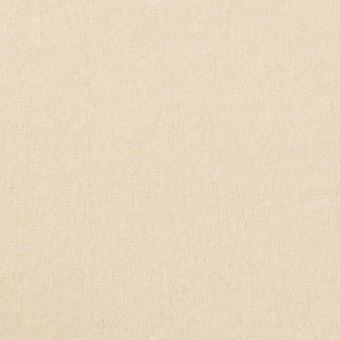 ウール&ナイロン×無地(キナリ)×ソフトメルトン