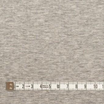 ウール&コットン混×無地(ベージュグレー)×Wニット_全2色 サムネイル6