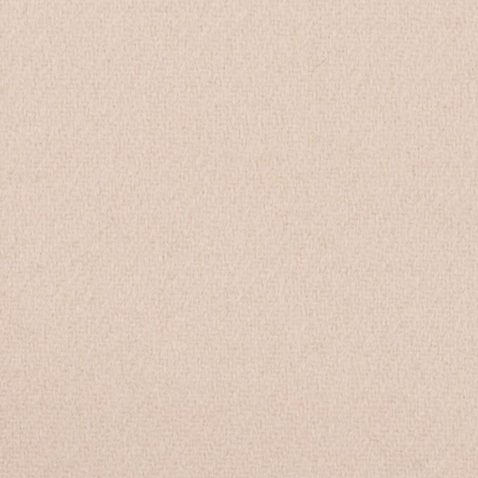 ウール×無地(ローズミスト)×ソフトメルトン イメージ1