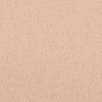 ウール×無地(サーモンピンク)×フラノ(フランネル) サムネイル1