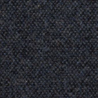 ウール×ミックス(ミッドナイトブルー)×ツイード