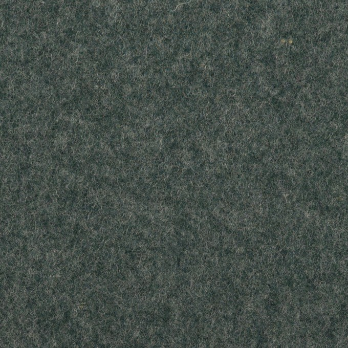 ウール×無地(バルビゾン)×メルトン イメージ1