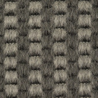 モヘア&ウール×ミックス(グレー)×シャギー サムネイル1