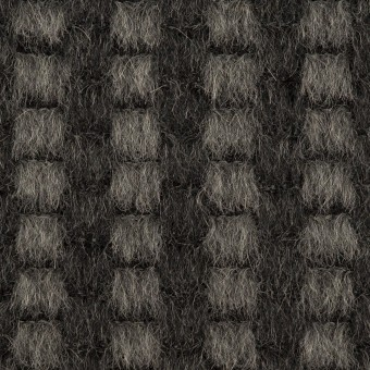 モヘア&ウール×ミックス(チャコール)×シャギー サムネイル1