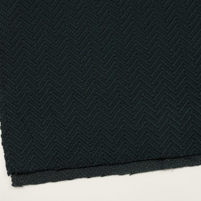 アクリル&ポリエステル混×無地(バルビゾン)×斜子織_全2色 イメージ2