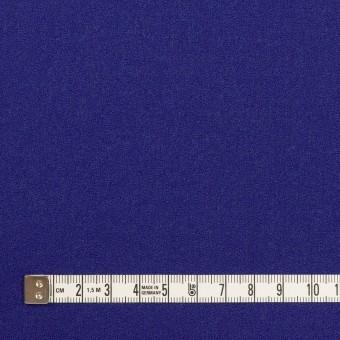 ウール×無地(マリンブルー)×ジョーゼット サムネイル4