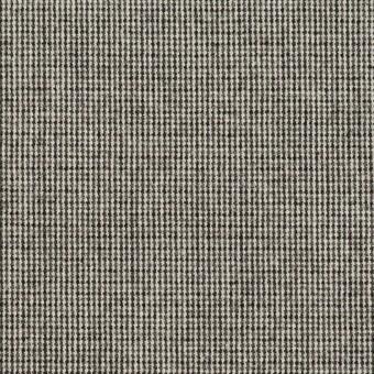 ポリエステル&レーヨン混×無地(グレー)×千鳥格子ストレッチ