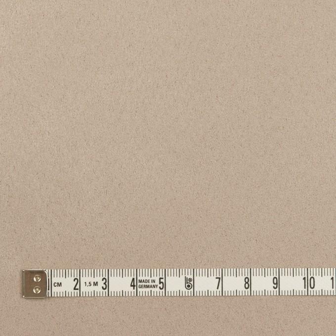 ポリエステル×無地(オイスター)×スエードかわり織_全4色 イメージ4
