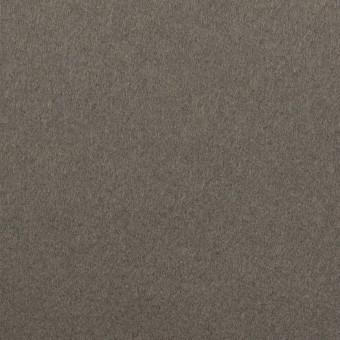ウール&カシミア×無地(スチールグレー)×ソフトメルトン