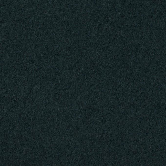 ウール×無地(バルビゾンブルー)×ソフトメルトン イメージ1
