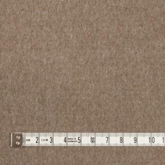 ポリエステル&コットン×無地(モカブラウン)×フランネル_全2色 サムネイル4