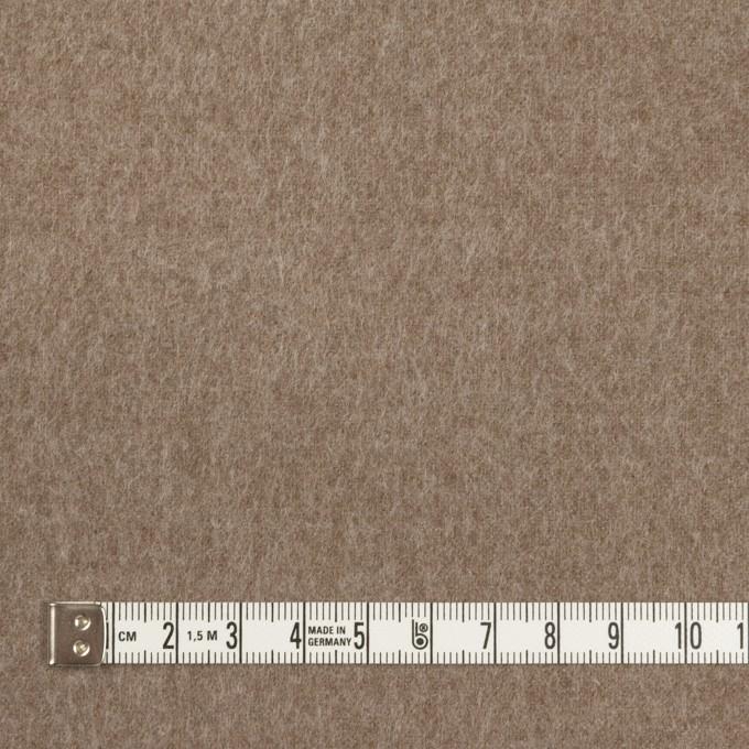 ポリエステル&コットン×無地(モカブラウン)×フランネル_全2色 イメージ4