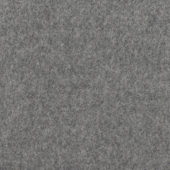 ポリエステル&コットン×無地(スチールグレー)×フランネル_全2色