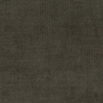 コットン&ポリウレタン×無地(チャコールグレー)×細コーデュロイ・ストレッチ