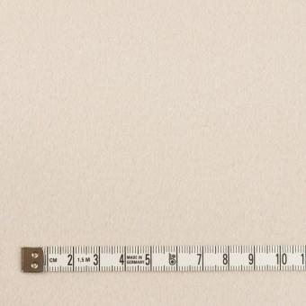 ウール&アンゴラ×無地(ミルク)×ビーバー サムネイル4