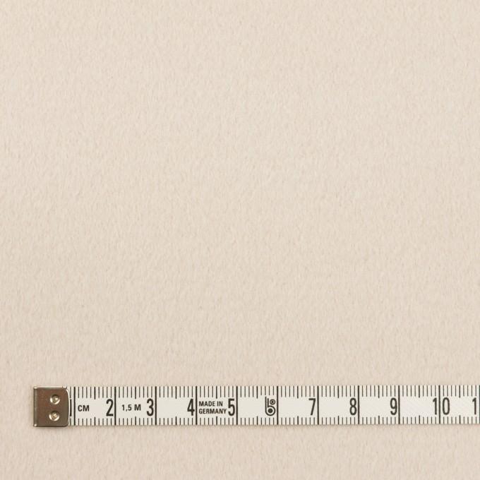 ウール&アンゴラ×無地(ミルク)×ビーバー イメージ4