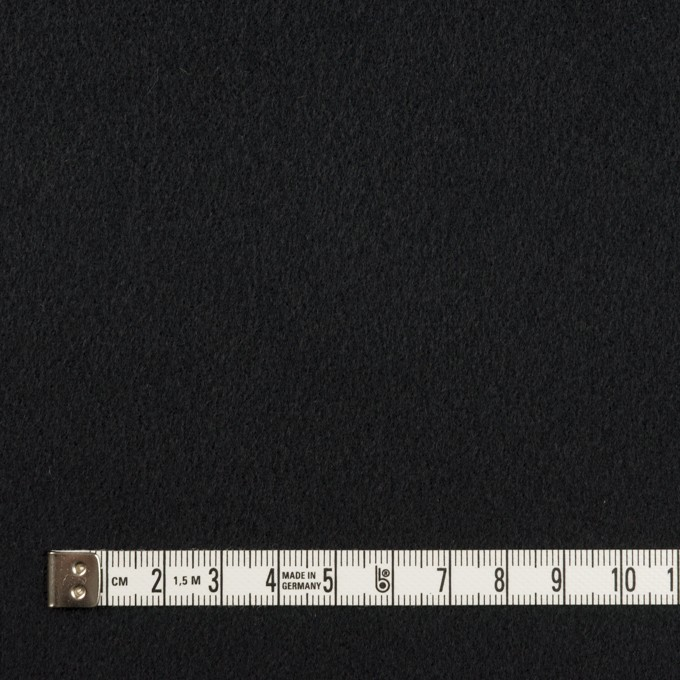 ウール×チェック(ネイビー)×ツイード(裏貼ボンディング) イメージ6