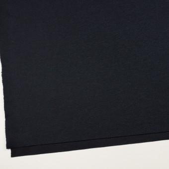 ウール&ナイロン×無地(ダークネイビー)×圧縮ニット サムネイル2