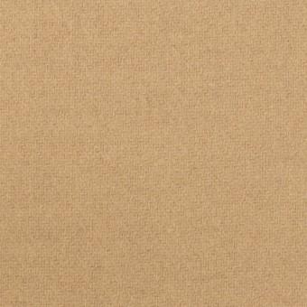 【160cmカット】ウール×無地(ベージュ)×ソフトメルトン