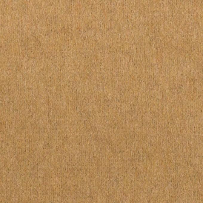 ウール&ナイロン×無地(キャメル)×圧縮ニット イメージ1