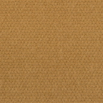 ウール×無地(キャメル)×斜子織