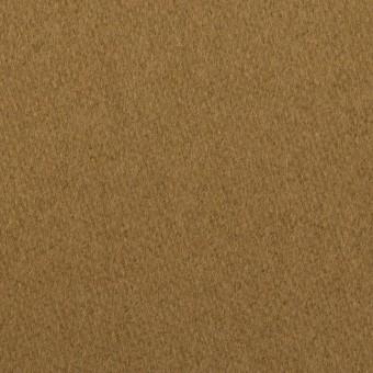 ウール&ナイロン×無地(ジンジャー)×メルトン サムネイル1