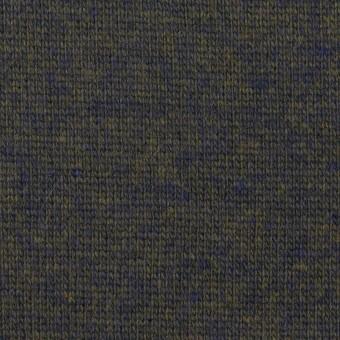 ウール&アクリル×無地(バルビゾン)×天竺ニット_全2色