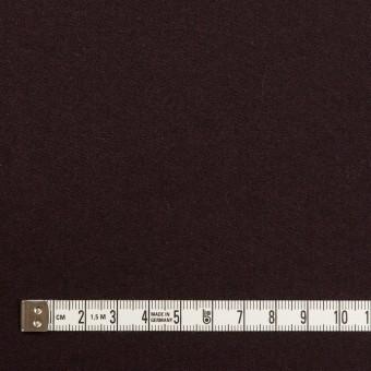 ウール×無地(レーズン)×フラノ(フランネル) サムネイル4