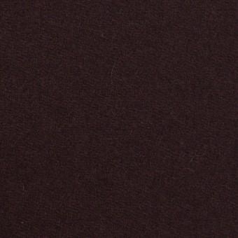 ウール×無地(レーズン)×フラノ(フランネル) サムネイル1